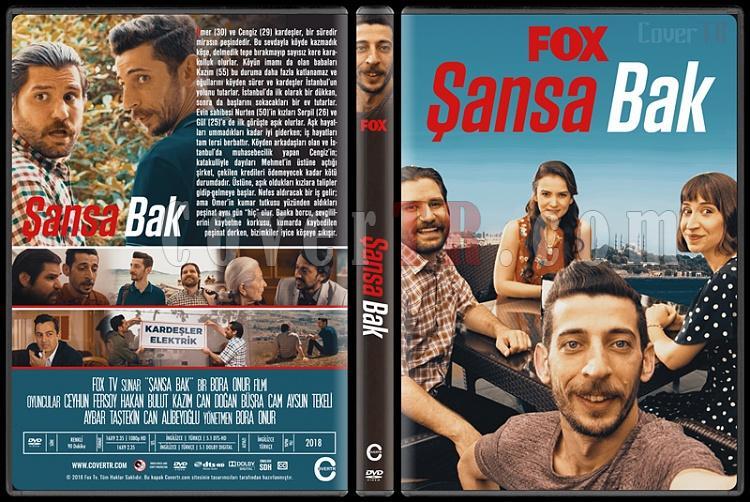 Şansa Bak - Custom Dvd Cover - Türkçe [2018]-011jpg