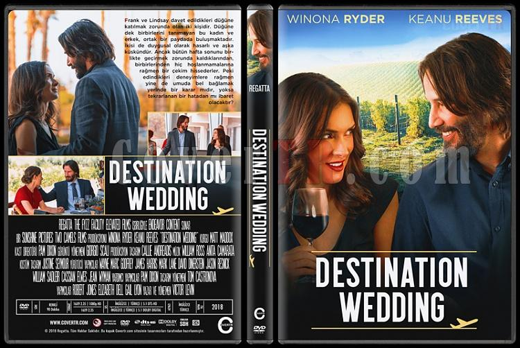 Destination Wedding - Custom Dvd Cover - Türkçe [2018]-02jpg