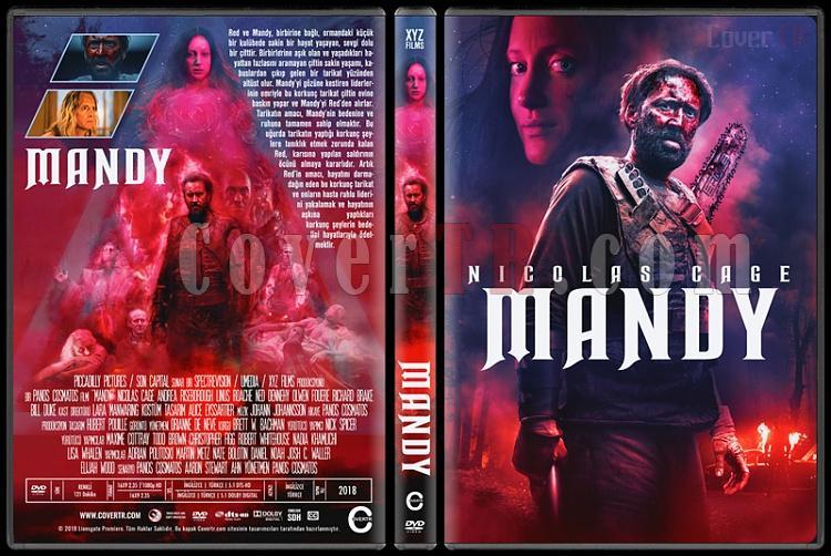 Mandy - Custom Dvd Cover - Türkçe [2018]-02jpg