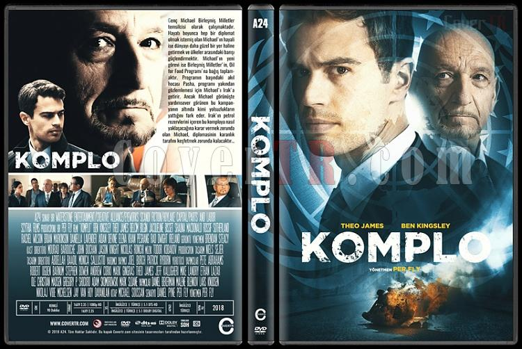 Backstabbing for Beginners (Komplo) - Custom Dvd Cover - Türkçe [2018]-2jpg