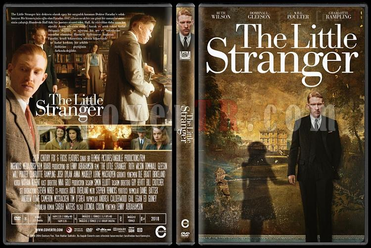 The Little Stranger - Custom Dvd Cover - Türkçe [2018]-1jpg