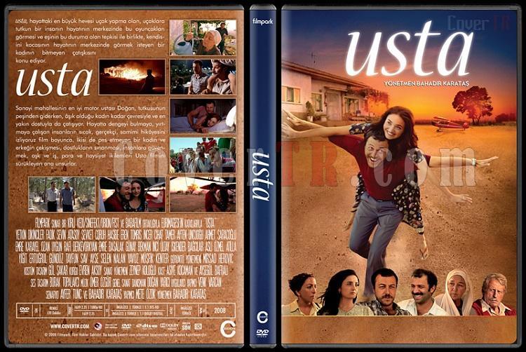 Usta - Custom Dvd Cover - Türkçe [2008]-1jpg