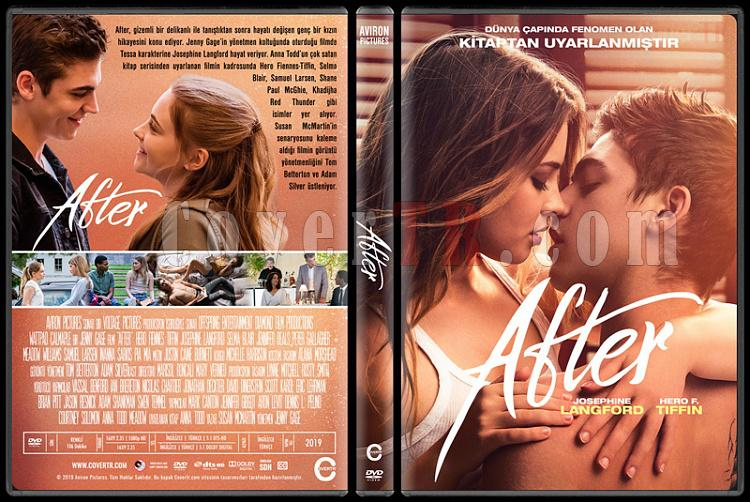 After - Custom Dvd Cover - Türkçe [2019]-1jpg