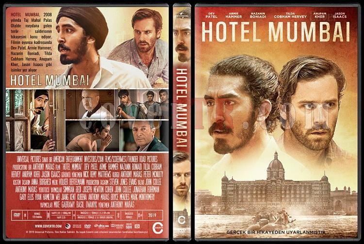 Hotel Mumbai - Custom Dvd Cover - Türkçe [2019]-02jpg