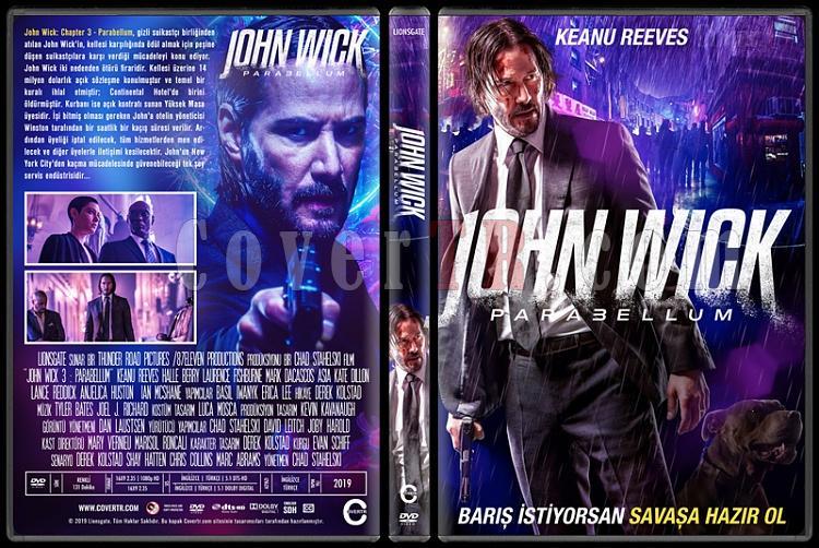 Tv Dvd Kast.Covertr View Single Post John Wick 3 Parabellum Custom Dvd