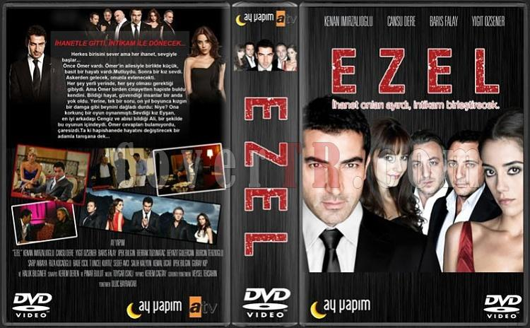 Ezel - Custom Dvd Cover Box Set - Türkçe-ezeljpg