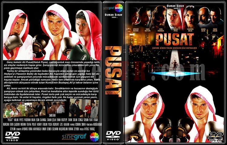 Pusat - Custom Dvd Cover Box Set - Türkçe-pusatjpg