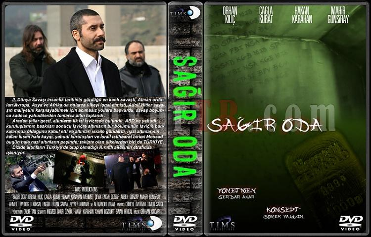 Sağır Oda - Custom Dvd Cover Box Set - Türkçe-sagir-odajpg