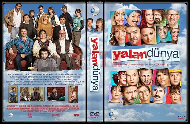 Yalan Dünya - Custom Dvd Cover Box Set - Türkçe [2012-?]-1jpg