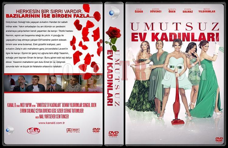 Umutsuz Ev Kadınları - Custom Dvd Cover Box Set - Türkçe [2011-?]-1jpg