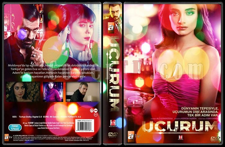 Uçurum - Custom Dvd Cover Box Set - Türkçe [2012]-ucurumjpg