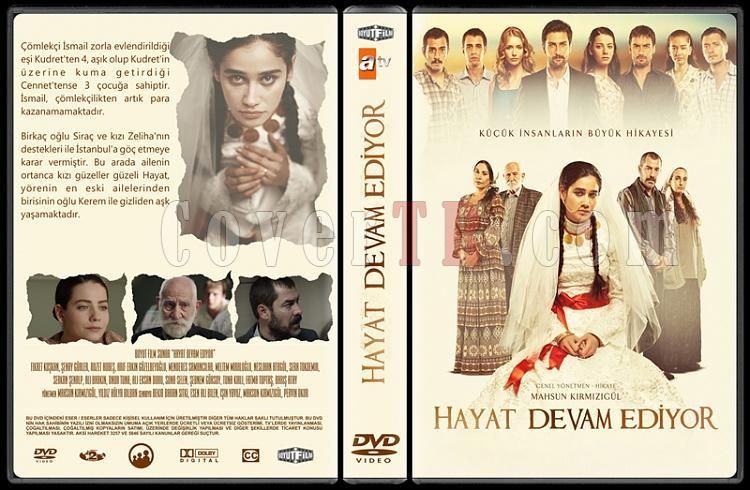 Hayat Devam Ediyor - Custom Dvd Cover Box Set - Türkçe [2012-?]-alternatif-2-onizlemejpg