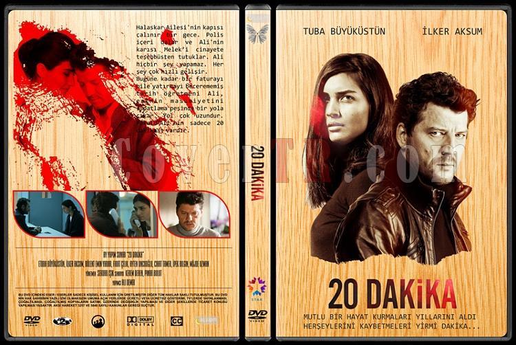 20 Dakika - Custom Dvd Cover Box Set - Türkçe [2013-?]-ay-yapimjpg