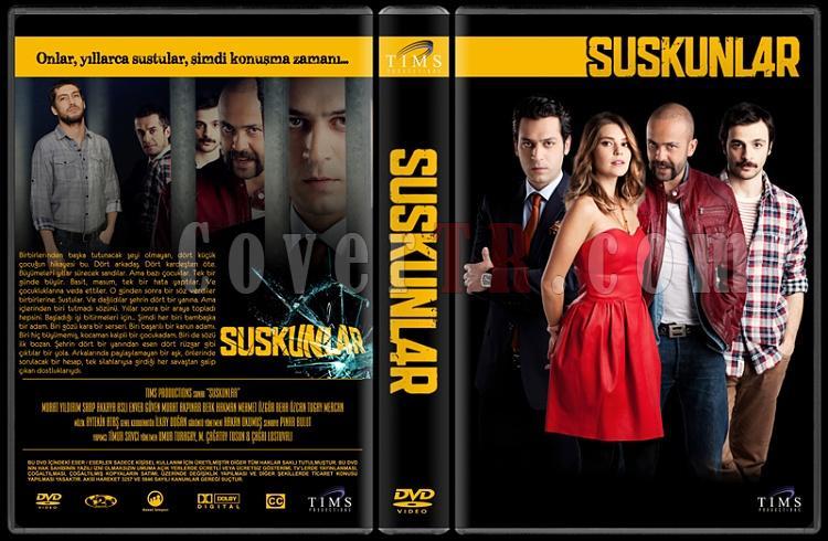 Suskunlar - Custom Dvd Cover Box Set - Türkçe [2012]-suskunlarjpg