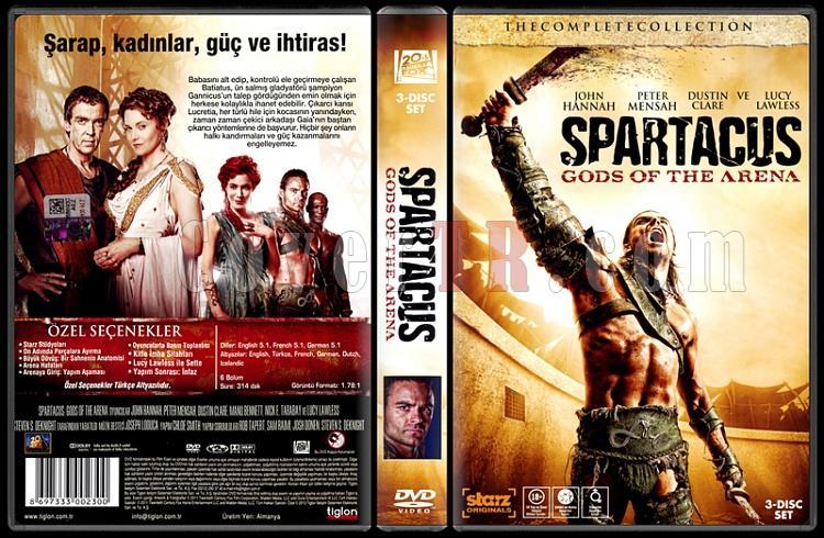 Spartacus: Gods of the Arena (Spartaküs: Arenanın İlahları) - Scan Dvd Cover - Türkçe [2011]-spartacus-gods-arena-scan-dvd-cover-turkce-2011jpg