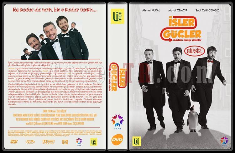 İşler Güçler (Bipsiz) - Custom Dvd Cover Box Set - Türkçe [2012-?]-isler-gucler-sezon-1-dvd-cover-27mm-rd-cd-v3-picjpg