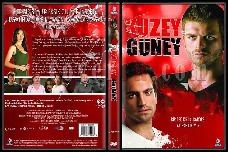 Kuzey Güney - Custom Dvd Cover - Türkçe [2011-?]-kkjpg