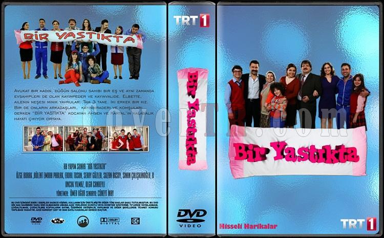 Bir Yastıkta - Custom Dvd Cover Box Set - Türkçe [2013-?]-v2jpg