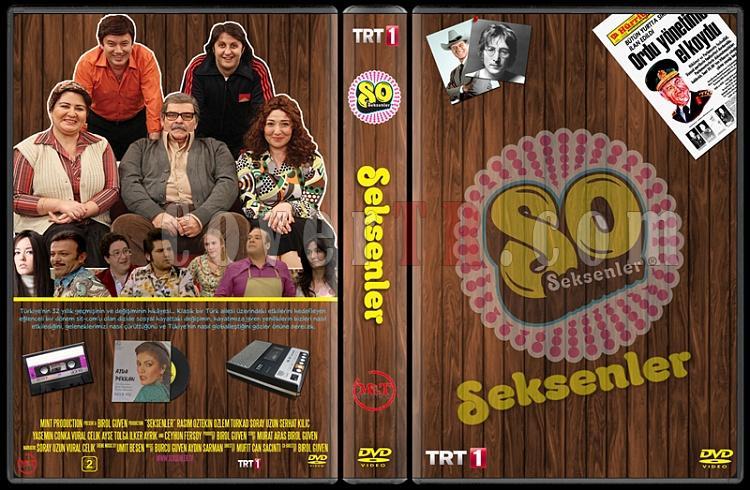 Seksenler - Custom Dvd Cover Box Set - Türkçe [2012-?]-seksenlerjpg