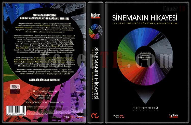 The Story of Film: An Odyssey (Sinemanın Hikayesi) - Scan Dvd Cover - Türkçe [2011-?]-story-film-odyssey-sinemanin-hikayesi-scan-dvd-cover-turkce-2011-jpg