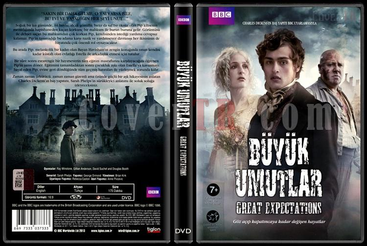 Great Expectations (Büyük Umutlar) - Scan Dvd Cover - Türkçe [2011]-great-expectations-buyuk-umutlar-scan-dvd-cover-turkce-2011jpg