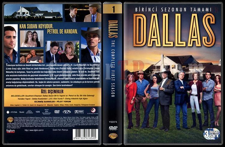 Dallas (Season 1) - Scan Dvd Cover - Türkçe [2012- ?]-dallas-season-01-scan-dvd-cover-turkce-2012jpg