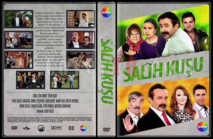 Salih Kuşu - Custom Dvd Cover Box Set - Türkçe [2013-?]-salih-kusujpg