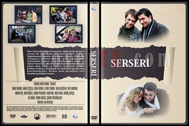 Serseri - Custom Dvd Cover Box Set - Türkçe [2003]-serserijpg