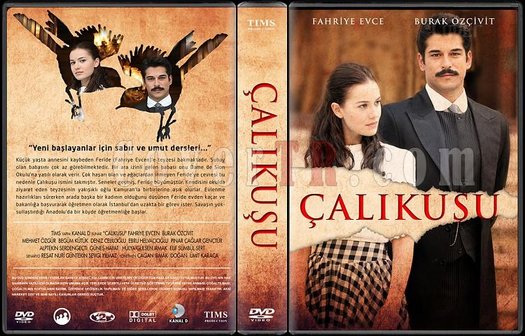 Çalıkuşu (Sezon 1) - Custom Dvd Cover Box Set - Türkçe [2013]-8disc-3400x2160-330-flatjpg