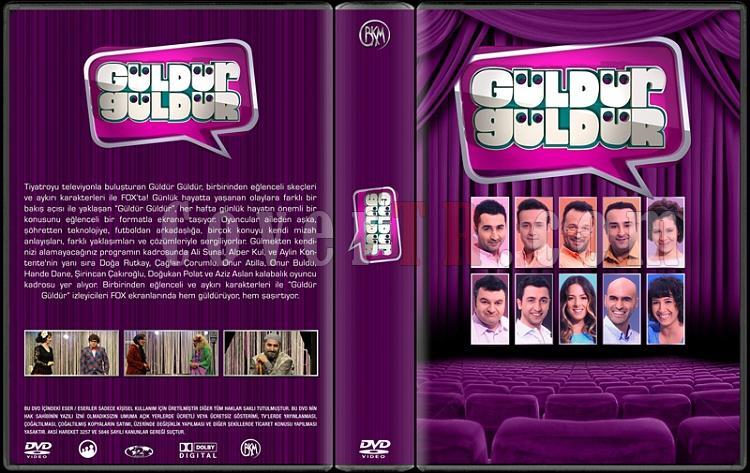 Güldür Güldür - Custom Dvd Cover Box Set - Türkçe [2013-?]-10disc-3450x2160-380-flatjpg