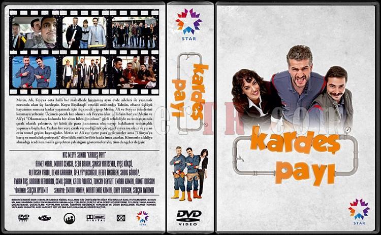 Kardeş Payı - Custom Dvd Cover Box Set - Türkçe [2014]-kardes-payi-1jpg