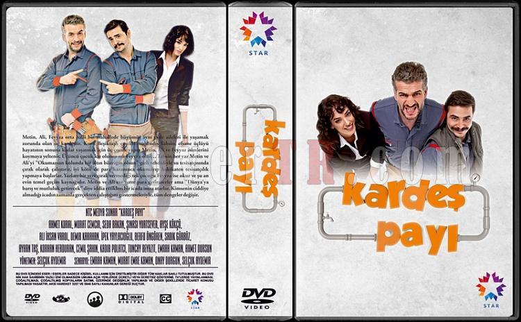 Kardeş Payı - Custom Dvd Cover Box Set - Türkçe [2014]-kardes-payi-2jpg