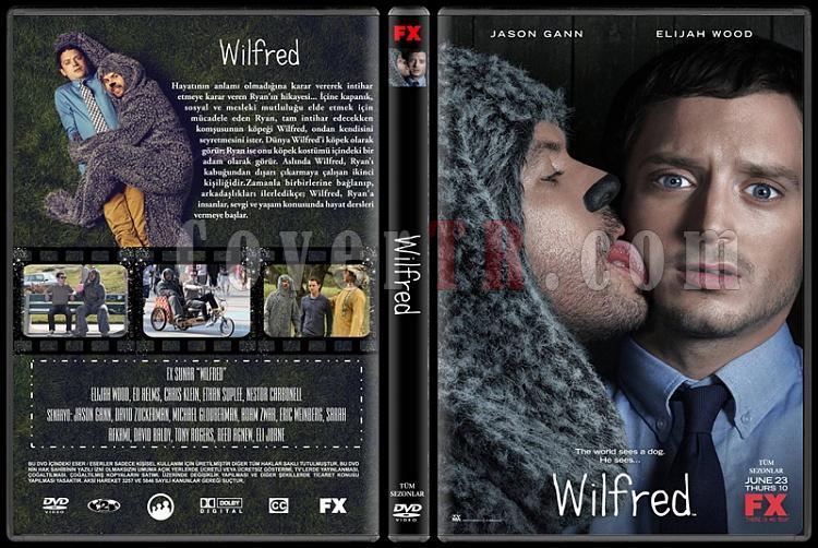 Wilfred  - Custom Dvd Cover Box Set - Türkçe [2011- ?]-standardjpg
