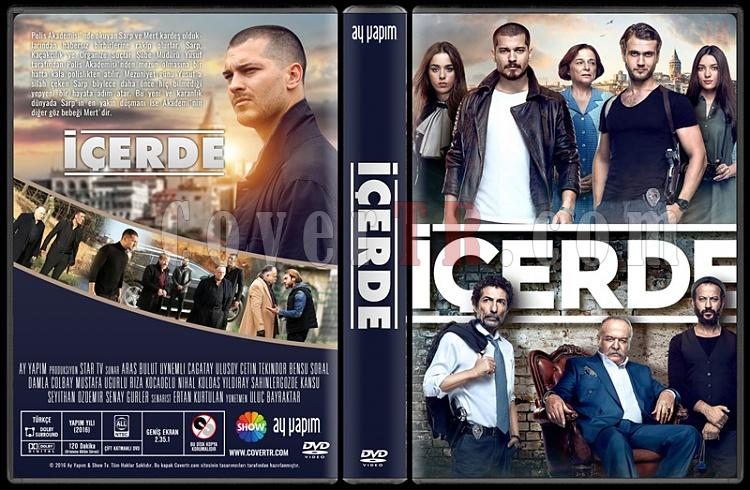 İçerde - Custom Dvd Cover Box Set - Türkçe [2016 - ?]-thin6jpg