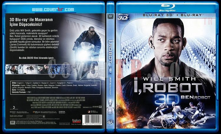 I, Robot (Ben, Robot) - Scan Bluray Cover - Türkçe [2004]-i-robot-ben-robot-scan-bluray-cover-turkce-2004jpg