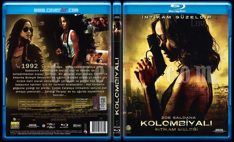 Colombiana (Kolombiyalı: İntikam Meleği) - Scan Bluray Cover - Türkçe [2011]-colombiana-kolombiyali-intikam-melegi-scan-bluray-cover-turkce-2011jpg