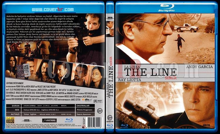 La linea / The Line (Sınır) - Scan Bluray Cover - Türkçe [2009]-la-linea-line-sinir-scan-bluray-cover-turkce-2009jpg