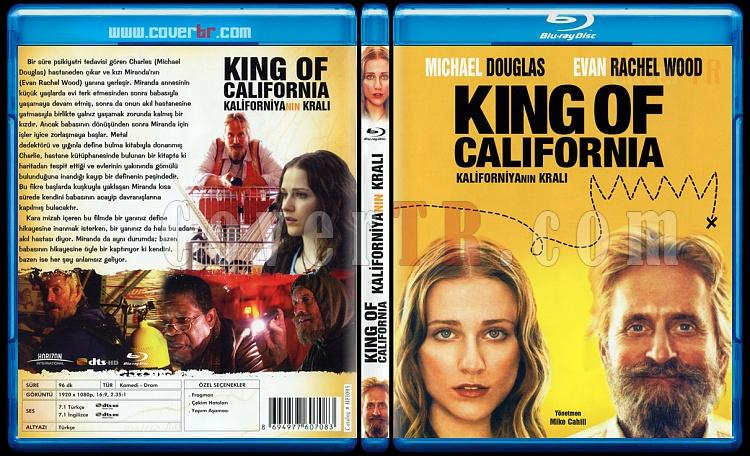 King of California (Kaliforniya'nın Kralı) - Scan Bluray Cover - Türkçe [2007]-king-california-kaliforniyanin-krali-scan-bluray-cover-turkce-2007jpg