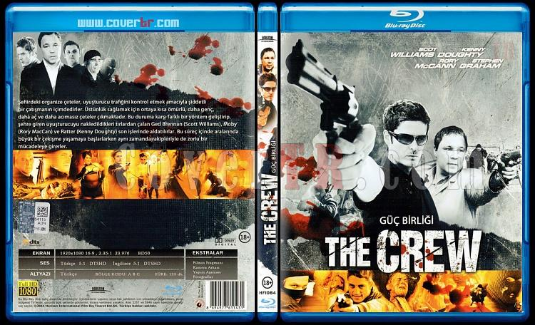 The Crew (Güç Birliği) - Scan Bluray Cover - Türkçe [2008]-crew-guc-birligi-scan-bluray-cover-turkce-2008jpg