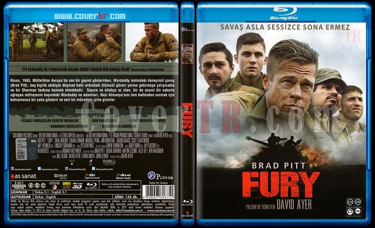 Fury - Scan Bluray Cover - Türkçe [2014]-fury-scan-bluray-cover-turkce-2014jpg
