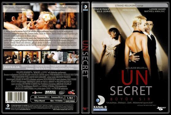 A Secret (Büyük Sır) - Scan Dvd Cover - Türkçe [2007]-a_secretjpg