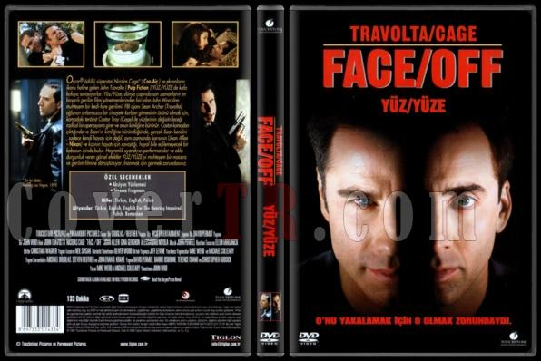 Face Off (Yüz Yüze) - Scan Dvd Cover - Türkçe [1997]-face_offjpg