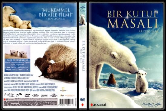 Artic Tale (Bir Kutup Masalı) - Scan Dvd Cover - Türkçe [2007]-arctic_talejpg