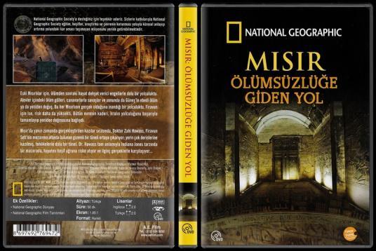 National Geographic - Mısır ölümsüzlüğe Giden Yol - Scan Dvd Cover - Türkçe [2009]-ng_egypt_underworldjpg