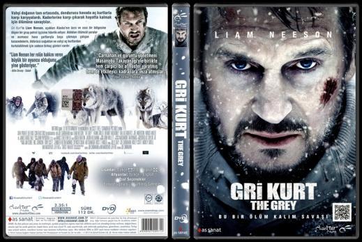 The Grey (Gri Kurt) - Scan Dvd Cover - Türkçe [2011]-grey-gri-kurt-scan-dvd-cover-turkce-2011jpg
