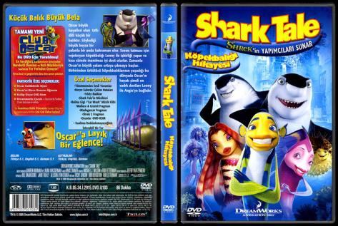 Shark Tale (Köpekbalığı Hikayesi) - Scan Dvd Cover - Türkçe [2004]-shark-tale-kopekbaligi-hikayesi-scan-dvd-cover-turkce-2004jpg