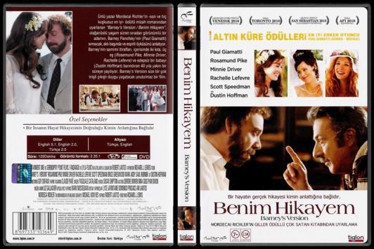 Barney's Version (Benim Hikayem) - Scan Dvd Cover - Türkçe [2010]-barneys-version-benim-hikayem-scan-dvd-cover-turkce-2010jpg