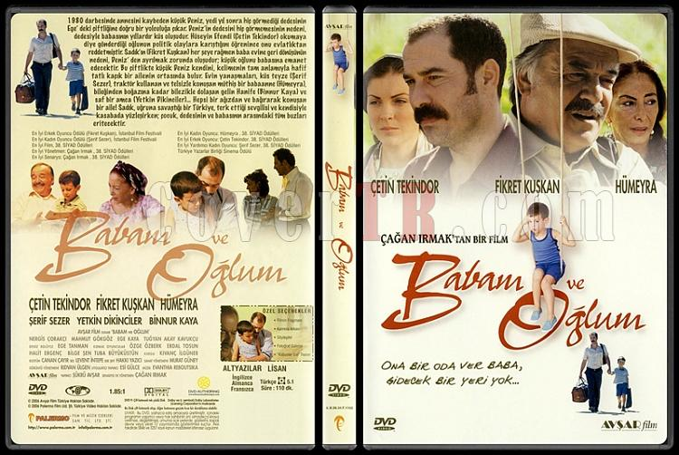Babam ve Oğlum (My Father and My Son) - Scan Dvd Cover - Türkçe [2005]-babam-ve-oglum-my-father-my-scan-dvd-cover-turkce-2005jpg
