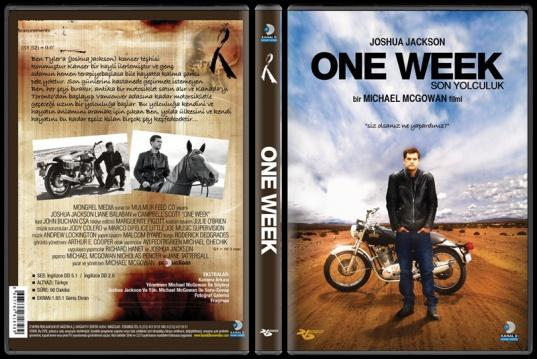 One Week (Son Yolculuk) - Scan Dvd Cover - Türkçe [2008]-son-yolculuk-one-week-2008jpg