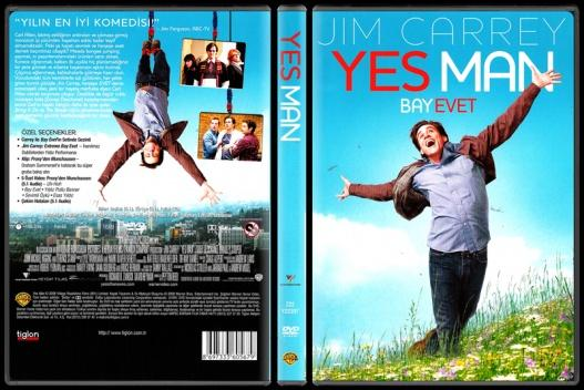 Yes Man (Bay Evet) - Scan Dvd Cover - Türkçe [2008]-yes_manjpg